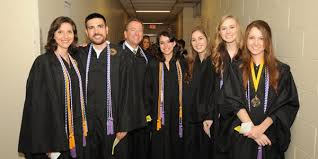 graduation medallion recognition ceremony commencement ucf college of nursing