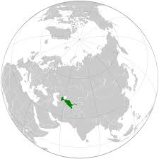 Central And Southwest Asia Map Quiz by Uzbekistan Wikipedia