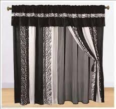 Black Curtains For Bedroom Bedroom Curtains Ebay