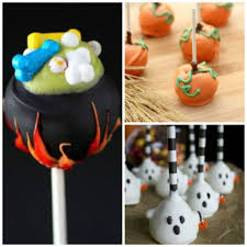halloween cakepops cake pops and cookies and cupcakes oh my edison nation blog