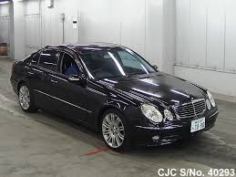 mercedes e class 2006 2006 mercedes e class black for sale stock no 40293