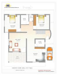 500 square feet house plan plans india sq ft indian luxihome