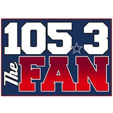 105 7 the fan listen live 105 3 the fan krld fm fm 105 3 dallas tx listen online