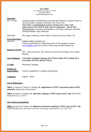 Computer Programs List For Resume Computer Programs List Your Resume Life Famous