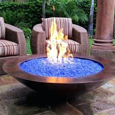 propane fire pit canada fire pit glass crystals the alternative product for fireplaces