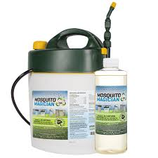 Mosquito Spray For Backyard by Natural Mosquito Repellent That 100 Works Mosquito Magician