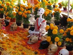 the flowers of the dead flower talk