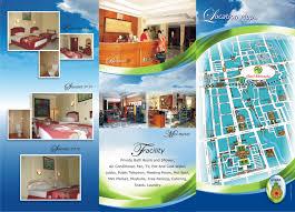 contoh desain brosur hotel contoh desain brosur