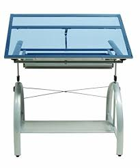 Studio Designs Drafting Tables Studio Designs Avanta Drafting Table In Silver With