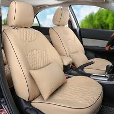 car chair covers autodecorun pu leather seat cover for jeep wrangler jk accessories