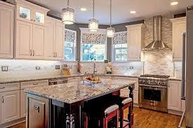 island kitchen and bath kitchen remodeler project with kitchen island by century kitchen