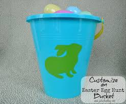 easter buckets easy easter crafts customized easter buckets my suburban kitchen