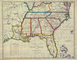 Map Of Southeast America by South Carolina Maps