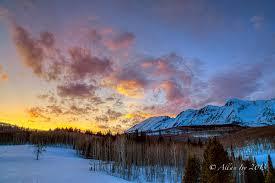 Ohio Mountains images Anthracite mountains sunset ohio creek colorado jpg