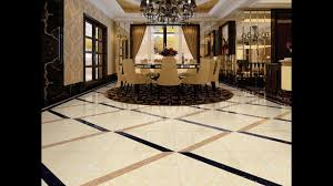 Marble Flooring Design For Hall