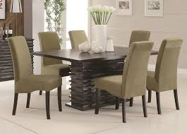 Types Of Dining Room Chairs by Mounted Small Dining Room Tables And White Modern Chairs In A