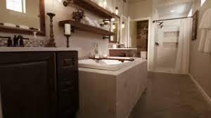 Rustic Industrial Bathroom by Generic Bathroom Look In Rising In Doorway A Rising Shot Turns To