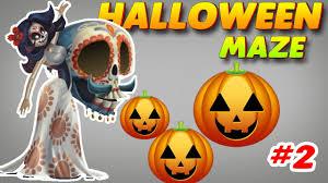 halloween monster names monster legends halloween maze island get demise youtube