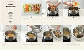livre technique cuisine livre de cours de cuisine comme un grand chef ferrandi