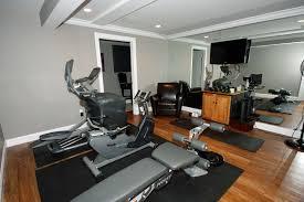 home gym decorations 032748 basement workout room decorating ideas decoration ideas