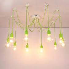 aliexpress com buy modern pendant lights 13 colors diy lighting