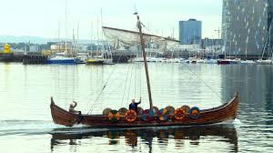 sail like an icelandic viking on a viking ship from reykjavík u0027s