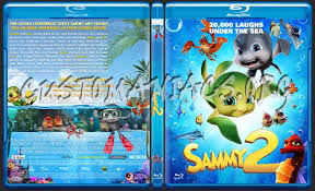 sammy u0027s adventures 2 aka sammy 2 blu ray cover dvd covers