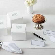 Box Wedding Favors by Wedding Favors Tate S Bake Shop