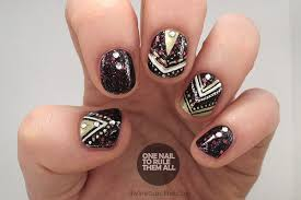 Nail Art Designs For New Years Eve 26 New Year U0027s Eve Nail Art Designs Ideas Ecstasycoffee