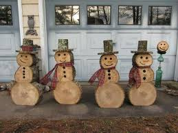 Wood Christmas Decoration For Outdoors by If You U0027re Cutting Some Trees This Fall Than Save Some Round And