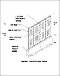 Sound Barrier Curtain Noise Control Materials For Construction Site