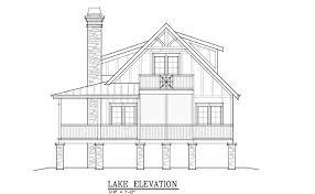 narrow lake house plans buat testing doang lakefront house plans narrow lot