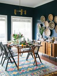 Decorating Ideas For Dining Room by Best 25 Bohemian Dining Rooms Ideas On Pinterest Midcentury