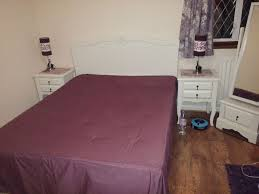 marielle white bedroom furniture set bought from next home in