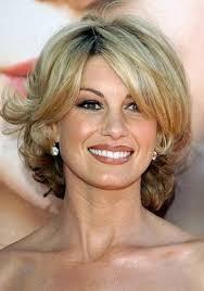 medium length hairstyles over 40
