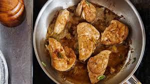 cuisiner ris de veau recette du ris de veau de jean françois piège l express styles
