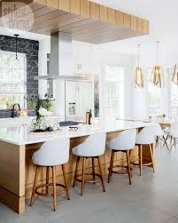 kitchen island bases two sisters combine their styles for a chic contemporary dream