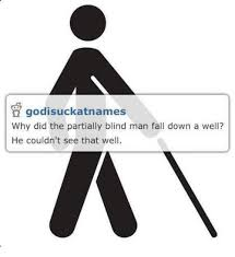 Partially Blind 25 Best Memes About Blind Man Blind Man Memes