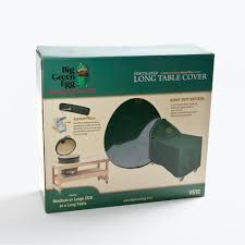 Extra Large Patio Furniture Covers - amazon com big green egg extra large ventilated table cover w