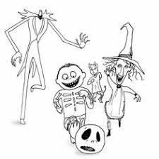 jack the pumpkin king coloring pages coloring pages u0026 pictures