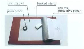 bathroom mirror defogger anti fog spray for bathroom mirror bathroom mirror defogger fog free