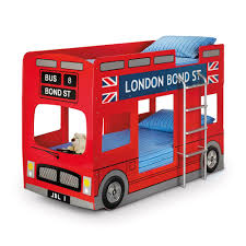 bunk beds girls kids london bus bunk bed unique childrens beds cuckooland