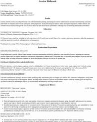 Federal Job Resume Template Federal Resume Samples