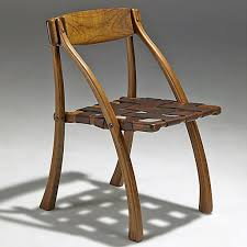 arthur espenet carpenter wishbone chair 1986 available for