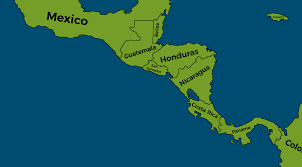 Middle America Map Image Central America Map Png Png Thefutureofeuropes Wiki
