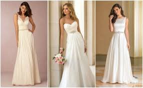 different wedding dress shapes top 24 wedding dress styles for to be