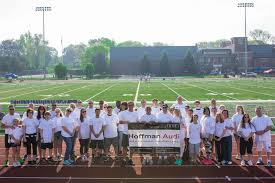 lexus of watertown general manager hoffman employees support special olympics ct drivenct