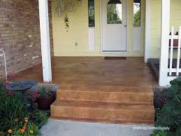 porch flooring ideas paint concrete porch ideas concrete floor stain concrete flooring