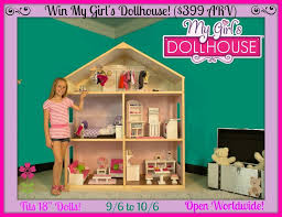 gifts for 8 year my s dollhouse giveaway