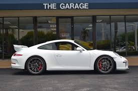 2014 porsche 911 coupe 2014 used porsche 911 2dr coupe gt3 at the garage inc serving
